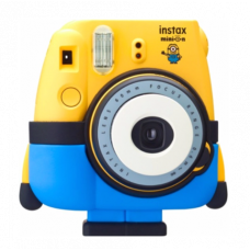 Fujifilm - Minion Instax mini 8 Instant Film Camera