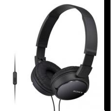 Sony - ZX Series On-Ear Headphones - Black