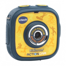 VTech - Kidizoom Action Camera - Black/Yellow