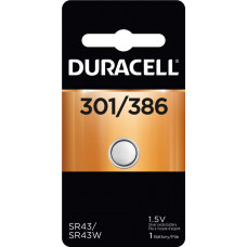 301/386 COIN CELL SILVER OXIDE BATTERY