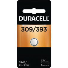 309/393 BUTTON CELL SILVER OXIDE BATTERY