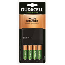 Charge Time: 15-95 min., Includes: 1 charger and 2 AA and 2 AAA NiMH batteries.