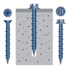 StrongCon Screws (Phil Flat Head)