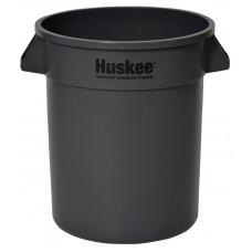 Huskee™ Round Receptacle 20 gal. Grey