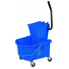26 qt. Splash Guard™ Side-Press Combo Pack Blue