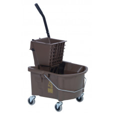 26 qt. Splash Guard™ Side-Press Combo Pack Bronze