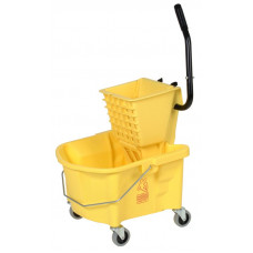 26 qt. Splash Guard™ Side-Press Combo Pack Yellow