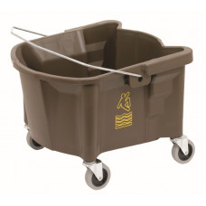26 qt. Splash Guard™ Mop Bucket Bronze