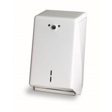 Bulk Soap Dispenser 30 oz. White/Black