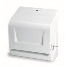 Combo Towel Cabinet Dispenser Chrome