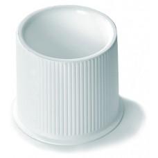 Contoured Bowl Polypropylene Bristle Brush Caddy