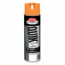 Quik-Mark™ Solvent-Based Inverted Marking Chalk, APWA Orange