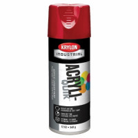 Acryli-Quik™ Acrylic Lacquer, Banner Red