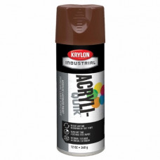 Acryli-Quik™ Acrylic Lacquer, Leather Brown