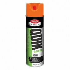 Quik-Mark™ Overhead Marking Chalk, Fluorescent Orange