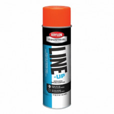Line-Up® Athletic Field Striping Paint, Athletic Fluorescent Orange