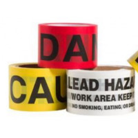 SAFETY AND BARRICADE TAPE