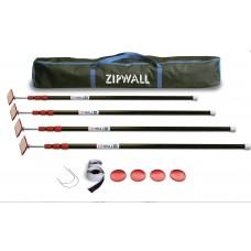 ZipWall® 10 4-Pack