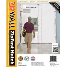 ZipFast Hatch™ Panel— Class A Flame Retardant