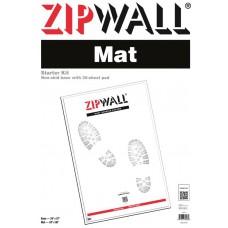 ZipWall® Mat Starter Kit