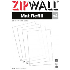 ZipWall® Mat Refill