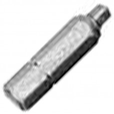 #1 SQUARE DRIVE, 1 INCH LONG, 1/4