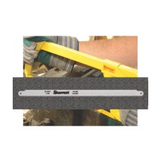 """Carbide Grit Hand Hacksaw Blades, 12"""" x 5/8"""" x .032"""", Tooth Type: Grit"""