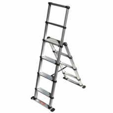 10 1/2 FOOT STEP/ EXTENSION LADDER