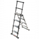 TELESCOPIC COMBINATION LADDERS