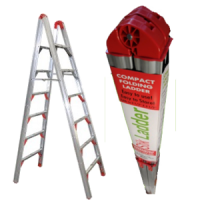 5 Foot Single Sided STIK Step Ladder