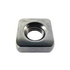 1 1/4-7 SQUARE NUT REGULAR ZINC