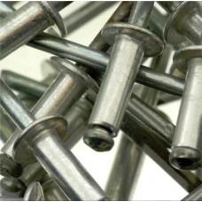 1/4X.500 STEEL RIVET-STEEL MANDREL